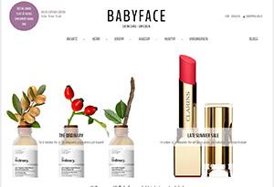 Babyface Rabatt / Återbäring