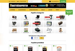 Batteriexperten Rabatt / Återbäring