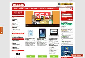 BilligTeknik Rabatt / Återbäring