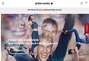 Björn Borg Rabatt / Återbäring