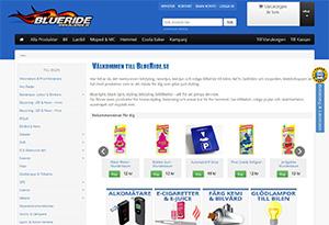BlueRide Rabatt / Återbäring