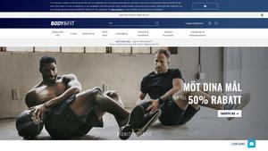 Body & Fit Rabatt / Återbäring