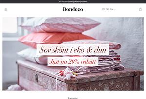 Bondeco Rabatt / Återbäring