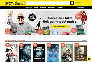 Bookoutlet Rabatt / Återbäring