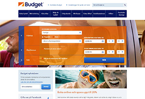 Budget Rabatt / Återbäring