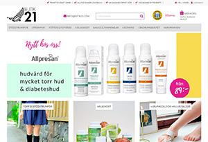 Butik21.com Rabatt / Återbäring