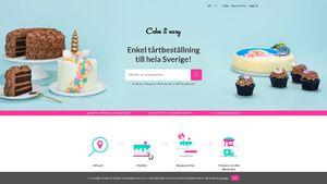 Cake It Easy Rabatt / Återbäring