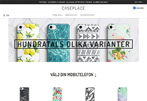 Caseplace Rabatt / Återbäring