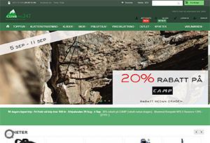 Climbing247 Rabatt / Återbäring