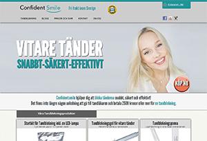 Confidentsmile Rabatt / Återbäring