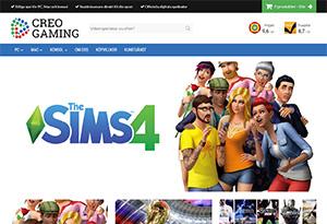 Creo Gaming Rabatt / Återbäring