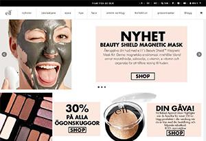 e.l.f. Cosmetics Rabatt / Återbäring