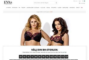 Evas Underkläder Rabatt / Återbäring