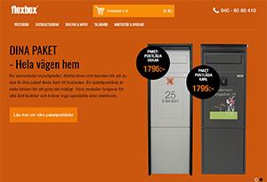 Flexbox Rabatt / Återbäring