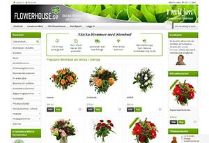 Flowerhouse Rabatt / Återbäring