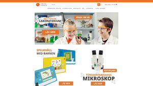 Forskarfabriken.se Rabatt / Återbäring