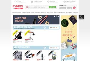 Fyndiq Rabatt / Återbäring
