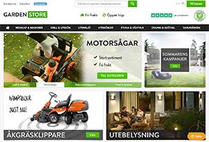 GardenStore Rabatt / Återbäring