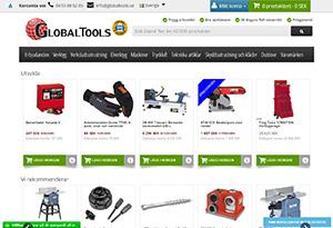 Global Tools Rabatt / Återbäring