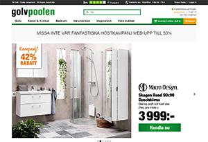 Golvpoolen Rabatt / Återbäring