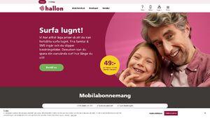 Hallon Rabatt / Återbäring