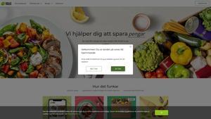 HelloFresh Rabatt / Återbäring