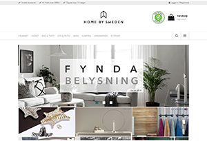 Home by Sweden Rabatt / Återbäring