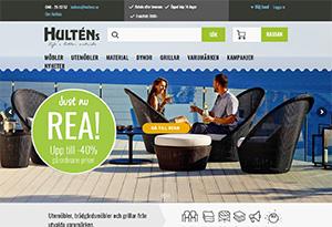Hulténs Rabatt / Återbäring
