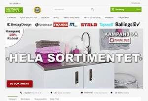 Inredningsvaruhuset Rabatt / Återbäring