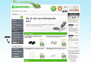 Kabelbutiken.com Rabatt / Återbäring