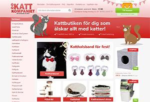 Kattkompaniet Rabatt / Återbäring