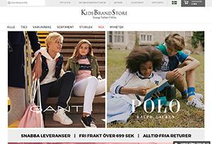 KidsBrandStore Rabatt / Återbäring