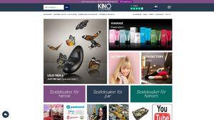 KINO Shop Rabatt / Återbäring