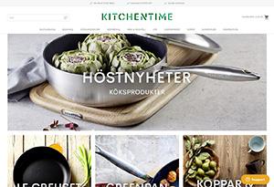 KitchenTime Rabatt / Återbäring