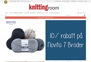 Knittingroom Rabatt / Återbäring