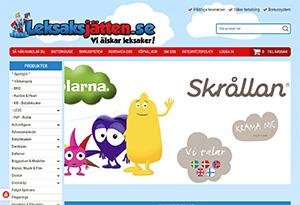 Leksaksjätten Rabatt / Återbäring