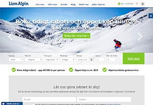 Lion Alpin Rabatt / Återbäring