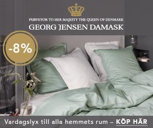 Georg Jensen Damask Återbäring