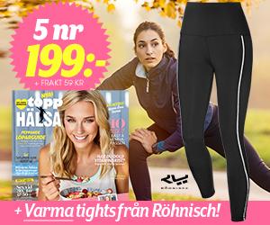 Topphälsa - 5 nr + varma tights från Rönisch Rabatt / Återbäring