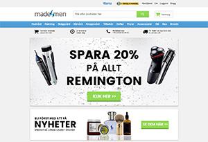 Made4men Rabatt / Återbäring