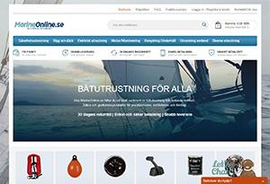 MarineOnline Rabatt / Återbäring