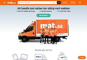 Mat.se Rabatt / Återbäring