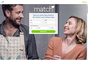 match.com Rabatt / Återbäring