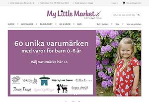 My Little Market Rabatt / Återbäring