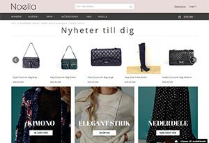 Noella Rabatt / Återbäring