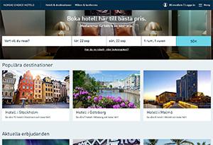 Nordic Choice Hotels Rabatt / Återbäring