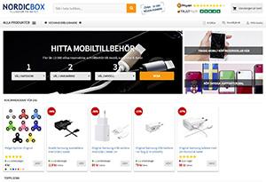 Nordicbox.se Rabatt / Återbäring