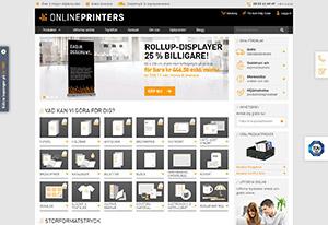 Onlineprinters Rabatt / Återbäring