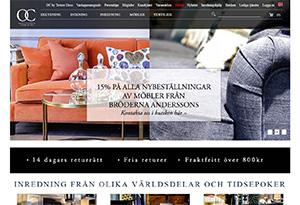 Oscar & Clothilde Rabatt / Återbäring