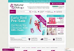Parfym-Klick Rabatt / Återbäring